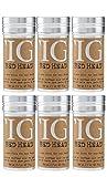 TIGI BED HEAD Wax stick Pack of Six (6x 75g)