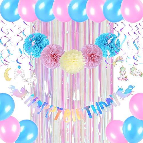 Easy Joy Decoración Chic de Cumpleaños