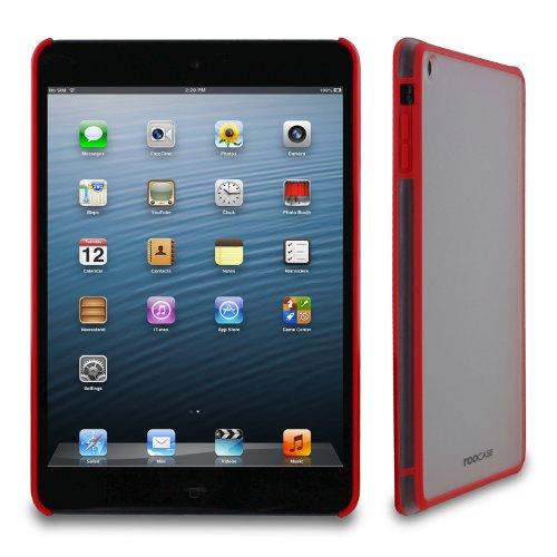 rooCASE Sicherung (Frost / grau) Snap-on Shell Fall für Applefor Apple iPad Mini 7,9-Zoll-Tablet