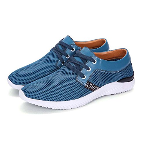 ZXCV Scarpe all'aperto Scarpe casual scarpe da uomo mesh scarpe scarpe scarpe scarpe scarpe scarpe Verde scuro