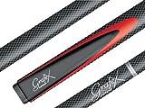 9mm Neon - Nicht Holz - Nicht Hohl - Nicht Holzgelenk - Alles Reine Graphit + Fiberglas = Zusammengesetzt Cue Stick - Palko Grafex - Fast Unzerbrechlich - Billard Queues