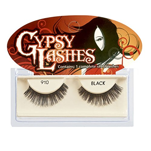 GYPSY LASHES False Eyelashes - 910 Black