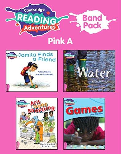 [PDF] Téléchargement gratuit Livres Cambridge Reading Adventures Pink A Band Pack of 9