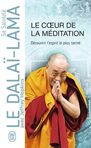 Le coeur de la méditation : Découvrir l'esprit le plus secret - Enseignement sur Les trois mots qui frappent le point vital de Patrul Rinpoché