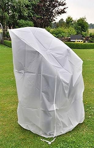 Hi 61035 Housse de protection pour chaises de jardin à empiler