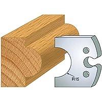 227: Juego de 2 grilletes ovina 29 mm, 50 mm de alto, para herramientas entr'plot eje 24 mm