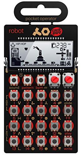 Teenage Engineering po-28Roboter Pocket Operator Synthesizer -