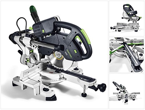 Festool Kappsäge KS 60 E-Set KAPEX
