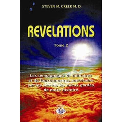 Révélations - Tome 2 (2ème édition)
