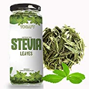 YOGAFY- Organic Stevia Leaves | Anti-Diabetic Natural Sugar | 100 Gram |