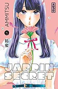 Jardin Secret Edition simple Tome 1