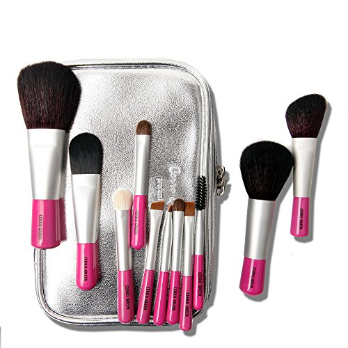 Mini kit 11 Pinceaux de maquillage - So Cute !