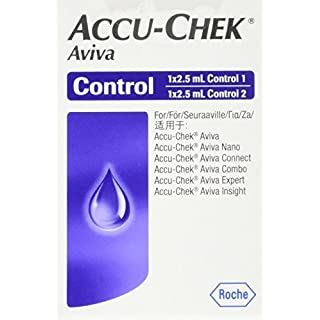 Accu-Chek 250 ml Aviva Control Solution (Eligible for VAT relief in the UK)