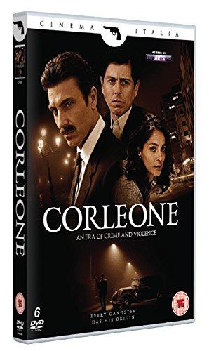 Bild von Corleone - The Complete Series - 6 DVD BOXSET - Totò Riina [UK Import]