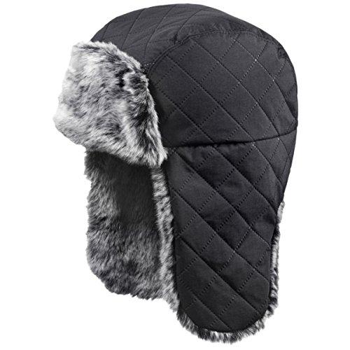 Adidas Damen cp wv ushanka caps black/silver/multco, Größe Adidas:OSFW
