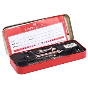 Faber - Castell I-Tec Geometry box