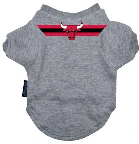 NBA Chicago Bulls Pet T-Shirt, Team (1700 Kostüme)