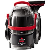 BISSELL SpotClean PRO Limpiador de manchas, Máquina quita-manchas permanentes, 750 W