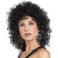 Alsino Perruque synthétique Accessoire idéal pour déguisement Femme Nombreux modèles en Boutique Courtes, Longues, colorées, Humoristique soirée Spectacle Theatre