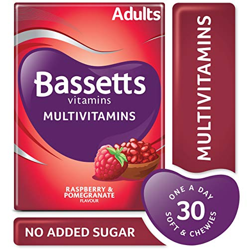 BASSETTS Adult Raspberry & Pomegranate, 59 g