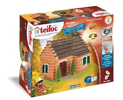 Teifoc Steinbaukästen - TEI 4900 - Historisches Haus
