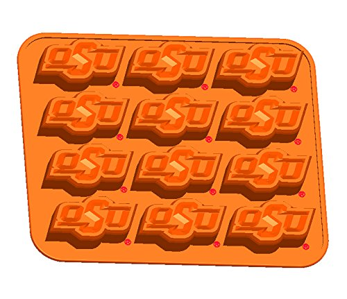 ncaa-oklahoma-state-cowboys-ice-trays-candy-mold-one-size-orange