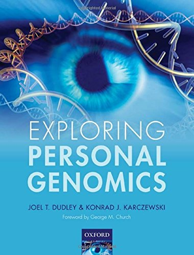 Exploring Personal Genomics por Joel T. Dudley