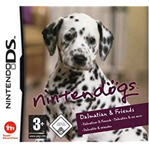 Nintendogs – Dalmatiner & Friends