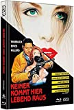 Keiner kommt hier lebend raus - Diary of a Hitman [Blu-Ray+DVD] - uncut - auf 222 Stück limitiertes Mediabook Cover A