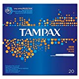 Tampax Tampons applicateur Super Plus (20) (Lot de 2)