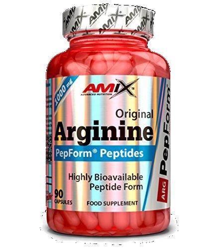 AMIX ARGININE PepForm Peptides 90cap