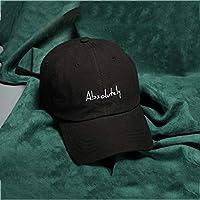 RUIJIJ Sólido Color gorra de béisbol de las mujeres de los hombres ajustable Deportes 100% gorra de béisbol Gorra de béisbol de algodón Deportes Ocio Sombrero de sol algodón gorra de béisbol retro uni