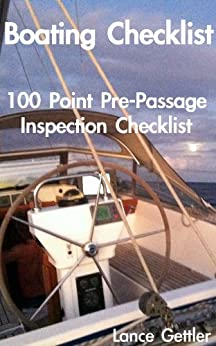Offshore Sailing - 100 Point Pre-Passage Inspection for Sailors (Sailing Gear Book 2) by [Gettler, Lance]