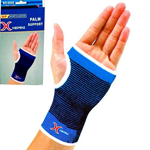 Handbandage Hand Bandagen Sportbandagen 2 Stück elastisch - Elastische Handgelenk Hand Stütze