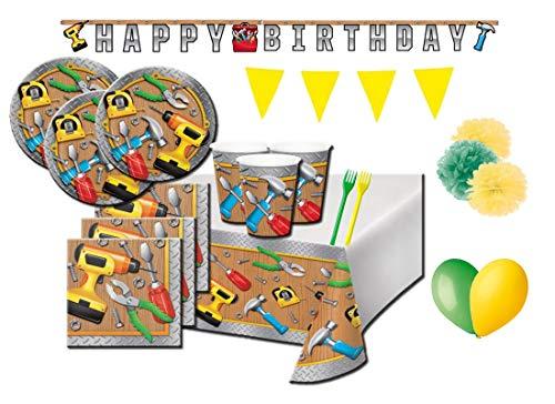 Officina handyman bricolage kit 54 f festa compleanno