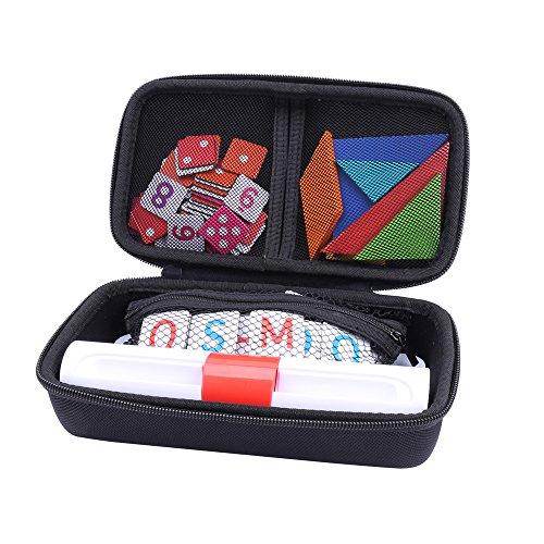 Hart Taschen Hülle für Osmo Genius Kit passt Coding/Starter/Numbers/Words/Tangram von Aenllosi