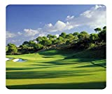 Golf Course 2 Customized Non-Slip Rubber Mousepad Gaming Mouse Pad...