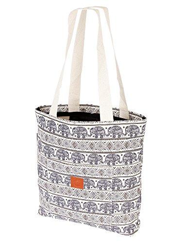 Original ♡ T-BAGS Thailand Strandtasche   Einkaufstasche   15 coole Designs passend zu unseren Hipster Turnbeuteln   hochwert...