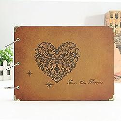 Libros de Firmas para Boda forma corazón