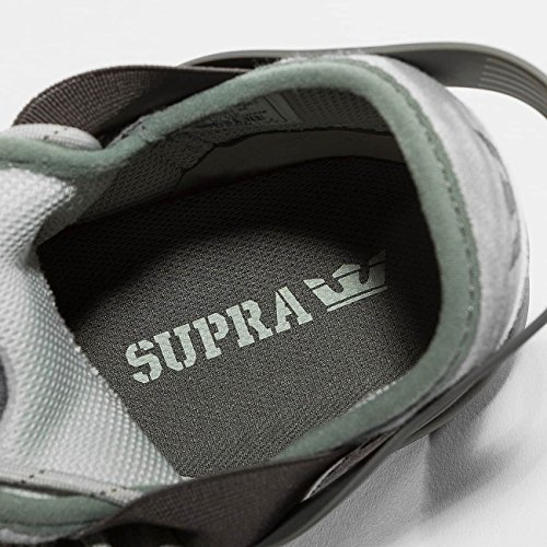 Scarpe Supra: Skytop V WH Light Grey/Grey
