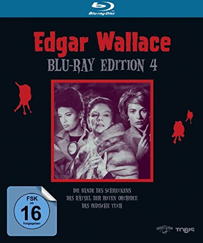 Edgar Wallace Edition 4 [Blu-ray]