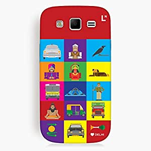 Delhi Icons Samsung S3 Cover