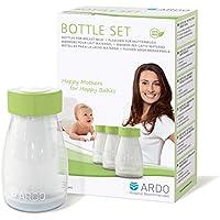 Ardo Bottle Set Flaschen für Muttermilch