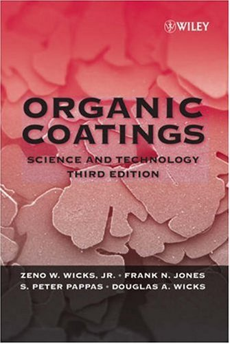 Organic Coatings: Science and Technology (English Edition)