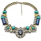 Bib Necklace,Statement Jewellry, Fashion Collar Necklaces, Vintage Style Women's Jewellry