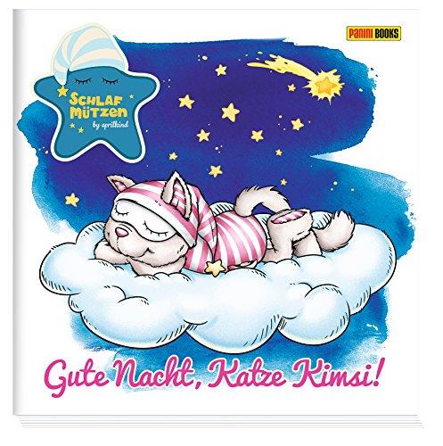 Preisvergleich Produktbild Die Schlafmützen: Gute Nacht,  Katze Kimsi!: Pappbilderbuch mit Klappe