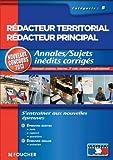 Image de Annales / sujets inédits corrigés Rédacteur Territorial / Rédacteur Principal Cat B NV Concours 2013