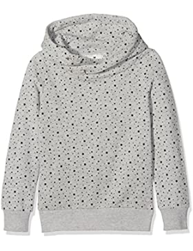Tom Tailor Hoody with Allover Print, Cappuccio Bambina
