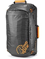 LOWE ALPINE AT KIT BAG 40 BACKPACK (ANTHRACITE/TANGERINE)