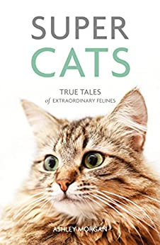 Super Cats: True Tales of Extraordinary Felines by [Morgan, Ashley]